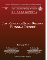 The PSU-DUT Joint Center for Energy Research has released its first report detailing the Center's activities to date, research focus areas, and joint publications.