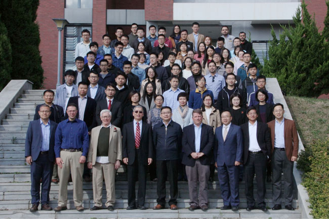 6th Penn State-Dalian University of Technology Joint Energy Workshop participants