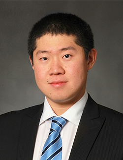 Xueyi Zhang, Assistant Professor of Chemical Engineering